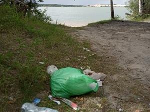 В подарок ко Дню города нижегородцы уберут мусор на Силикатном озере