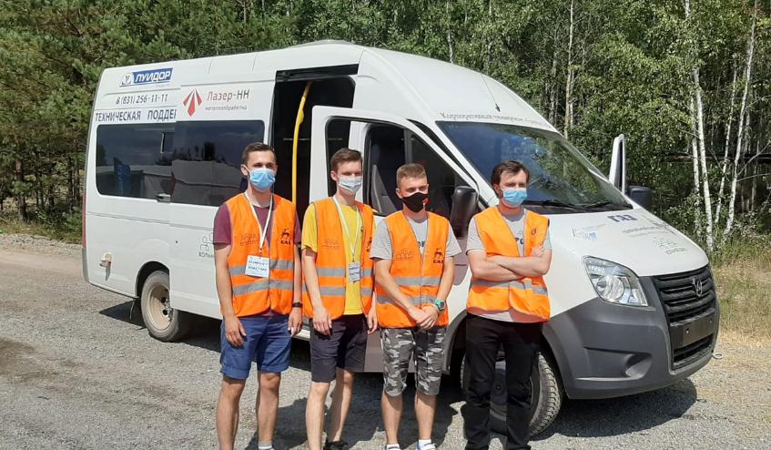 Команда политеха успешно выступила в «РОБОКРОСС-2021» - фото 1