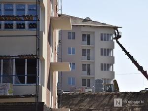 Около 5 млн кв.м жилья планируется построить под Нижним Новгородом