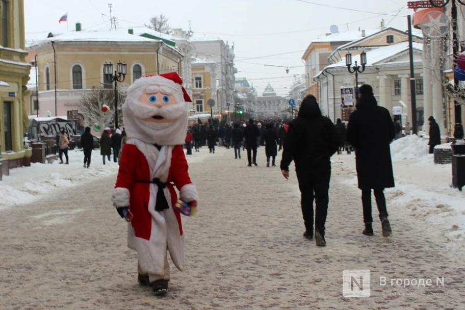 Протестный митинг прошел в Нижнем Новгороде 23 января. Фото - фото 5