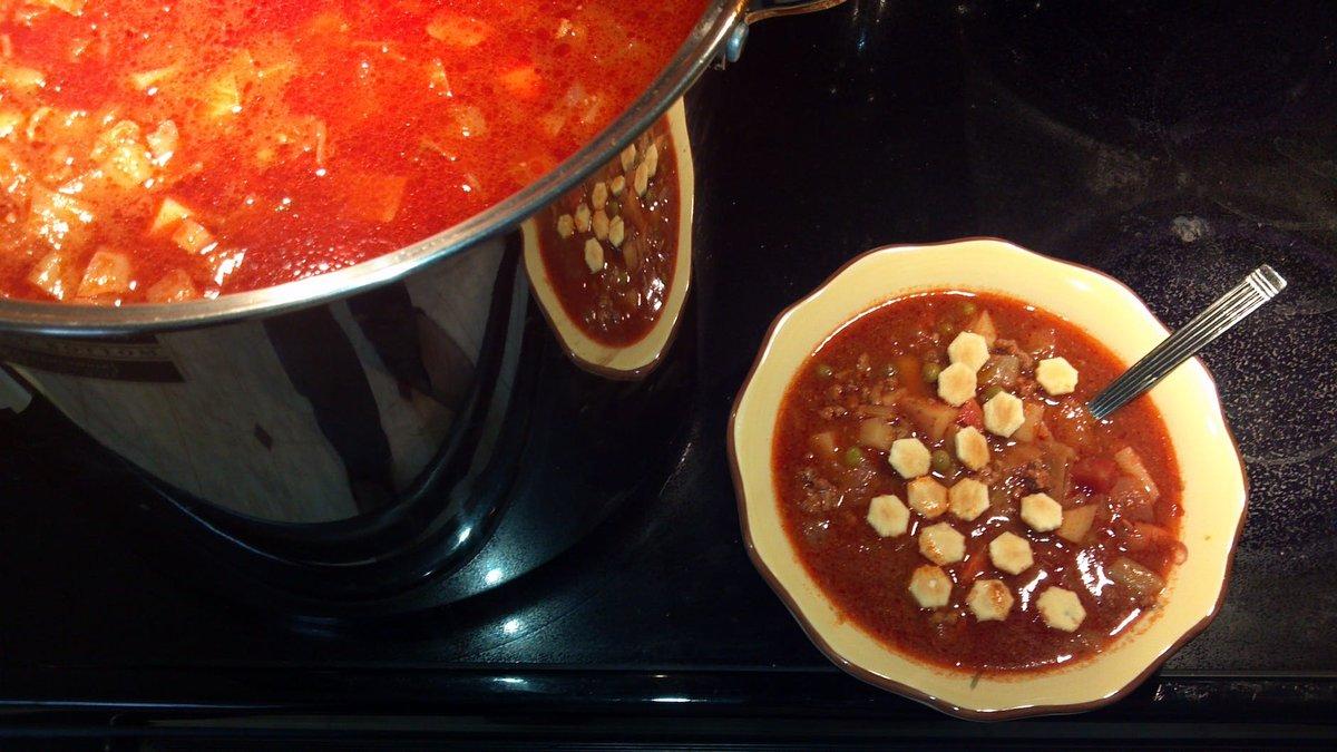 Что произойдет, если поставить в холодильник горячий суп - фото 3