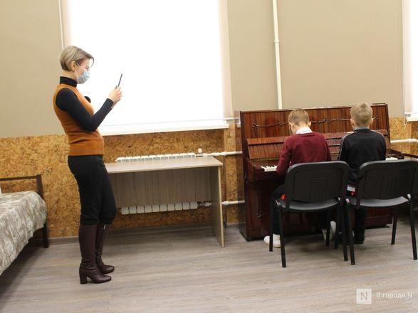 Интерьеры для талантов: как преобразился интернат Нижегородского хорового колледжа - фото 62