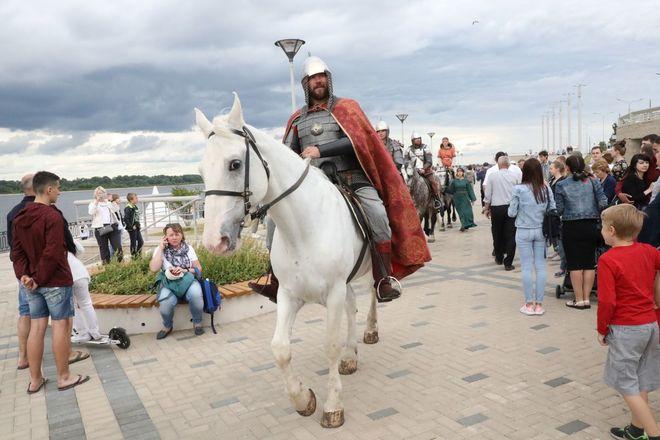 Интерактивная площадка к 800-летию Нижнего Новгорода открылась в День России - фото 1