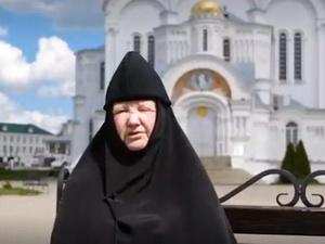 Дивеевская монахиня рассказала о своей борьбе с коронавирусом