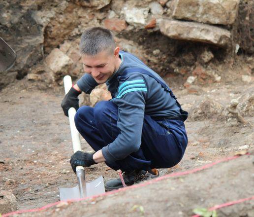 Новые находки на старом кладбище: что обнаружили археологи в Нижегородском кремле - фото 29
