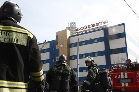 Пожар в московском ТЦ «Персей для детей»: есть жертвы