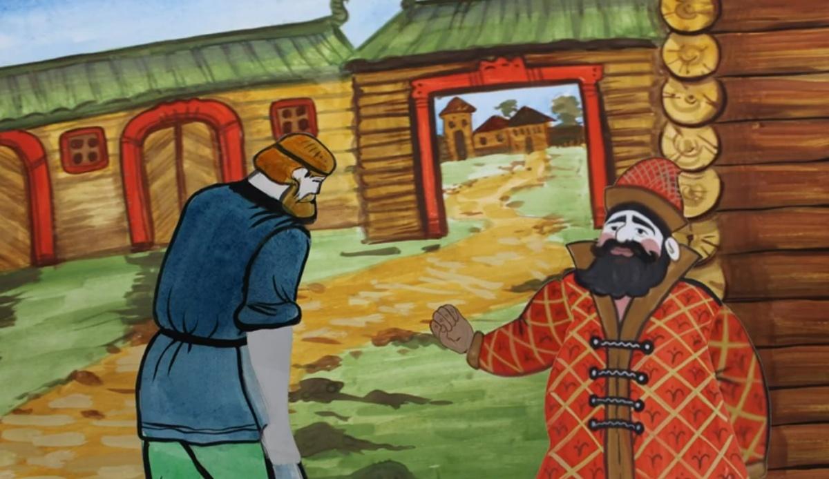 Школьники «оживили» в мультфильме нижегородские легенды - фото 1