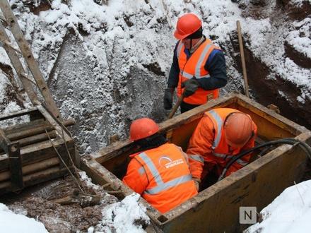 34 километра сетей водоснабжения и водоотведения обновили в Нижнем Новгороде
