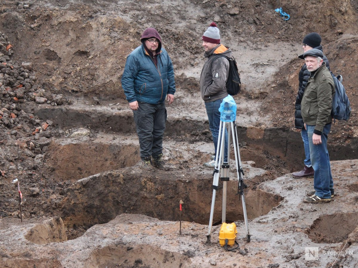 Слои нижегородской истории: что нашли археологи в Кремле - фото 5