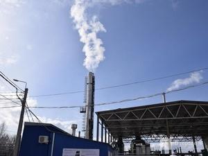 Новый котел Дзержинской ТЭЦ установлен на фундамент