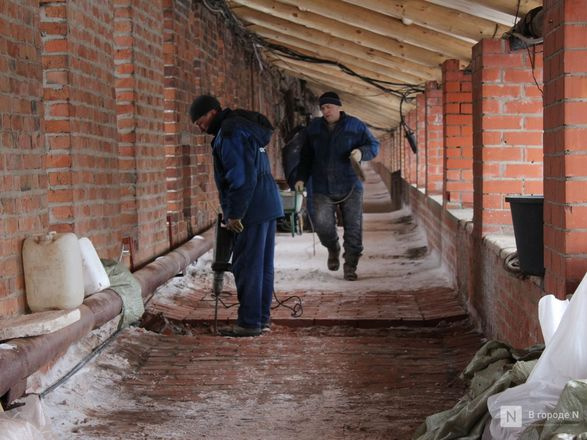 Замкнуть кольцо: как идет реставрация нижегородского кремля - фото 25