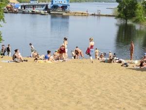 Пляж на Гребном канале Нижнего Новгорода будет закрыт этим летом
