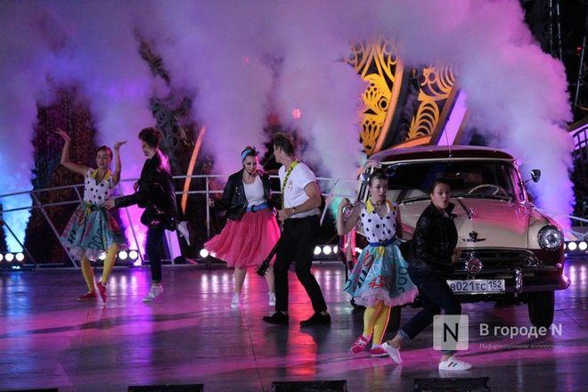 Огонь, вода и звезды эстрады: Как прошло гала-шоу 800-летия Нижнего Новгорода - фото 90