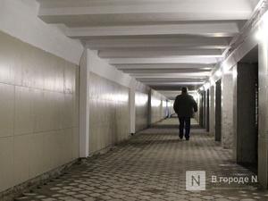 Торговцев из тоннеля на Московском вокзале накажут после вмешательства прокуратуры