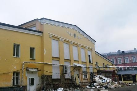 Торговый центр не будут строить на месте Мытного рынка