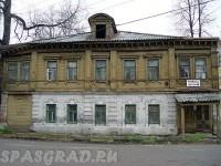 Очередной памятник архитектуры в историческом центре Нижнего Новгорода под угрозой сноса