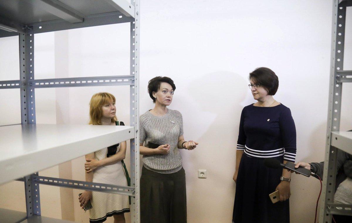Эксперты проверили хранилище для экспонатов из музея Максима Горького - фото 1