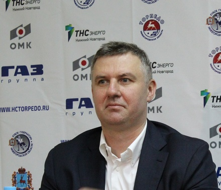 Ян Голубовский покинул пост гендиректора нижегородского «Торпедо»