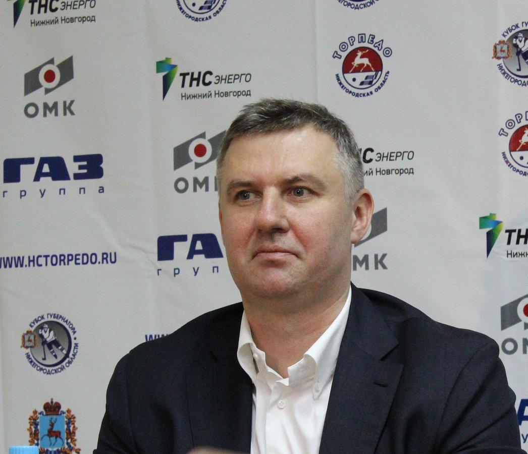Ян Голубовский покинул пост гендиректора нижегородского «Торпедо» - фото 1