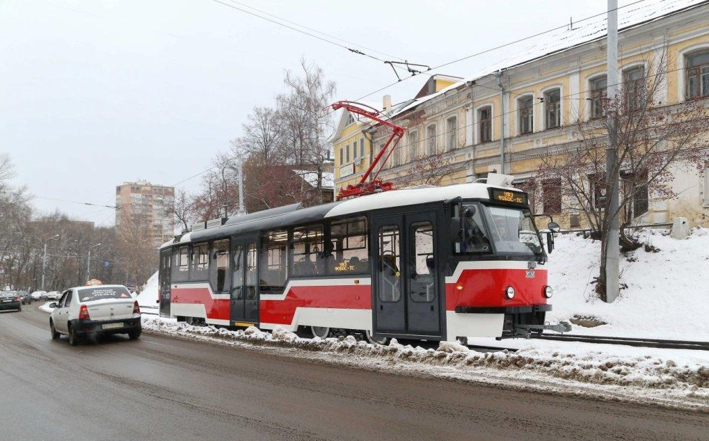 Трамваи Нижнего Новгорода модернизируют для людей сОВЗ