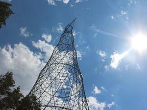Шуховская башня в Дзержинске может стать центром туризма