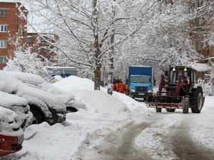 Нижегородских коммунальщиков оштрафовали на 9,5 млн рублей за плохую уборку снега
