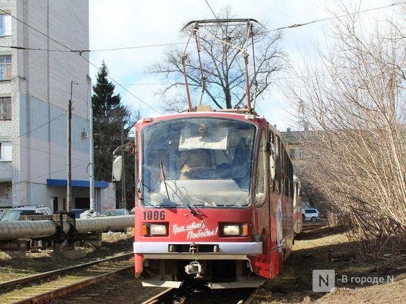 «Трамвай Победы» начал ходить по Нижнему Новгороду - фото 9