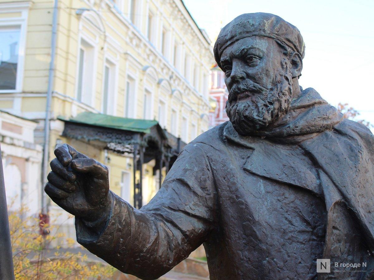 Труд в бронзе и чугуне: представителей каких профессий увековечили в Нижнем Новгороде - фото 1