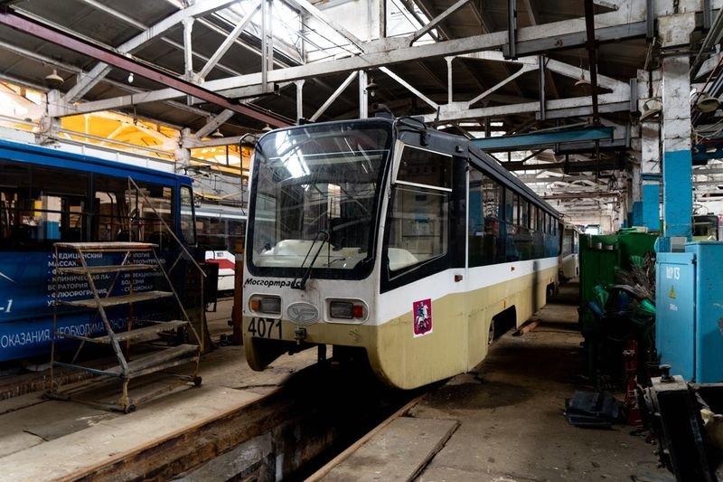 Московские трамваи добрались до Нижнего Новгорода - фото 1