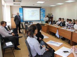 НБД-Банк рассказал студентам о работе в банковской сфере
