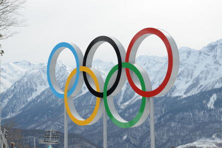 XXIII зимние Олимпийские игры в Корее