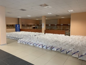 1,5 тысячи нижегородских семей получили продуктовые наборы