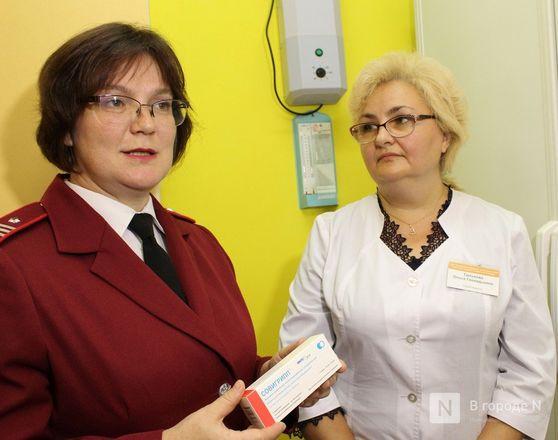 Более 650 тысяч доз вакцины от гриппа поступило в Нижегородскую область - фото 17
