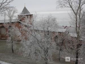 Снегопады и похолодание до -16°C принесет нижегородцам наступившая неделя