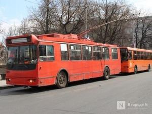Состояние троллейбусов, которые Москва передаст Нижнему Новгороду, удовлетворительное