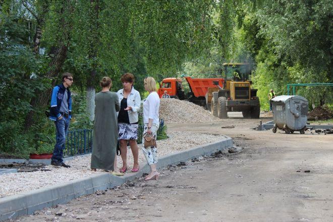В Нижегородском районе благоустроят 16 дворов - фото 11
