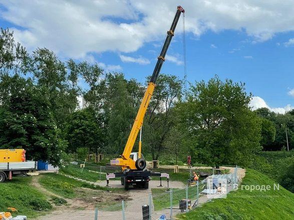 Салют над стройкой: каковы шансы подрядчиков благоустроить Нижний Новгород до юбилея - фото 22