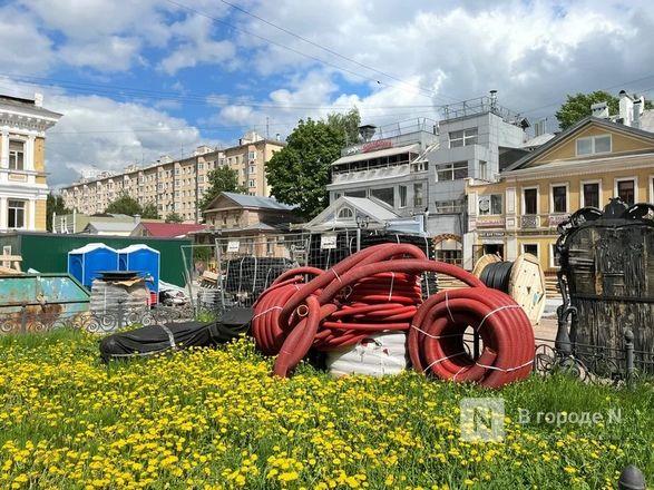 Салют над стройкой: каковы шансы подрядчиков благоустроить Нижний Новгород до юбилея - фото 2