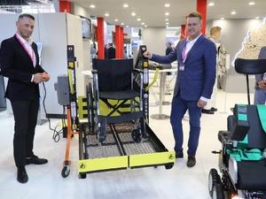 Управляемую «силой мысли» инвалидную коляску разрабатывают в Нижегородской области