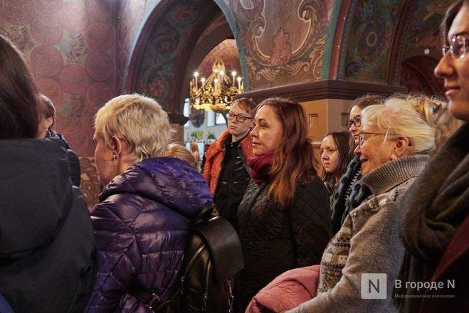 Победители проекта «В городе N» побывали на эксклюзивной экскурсии в Госбанке на Большой Покровской - фото 26