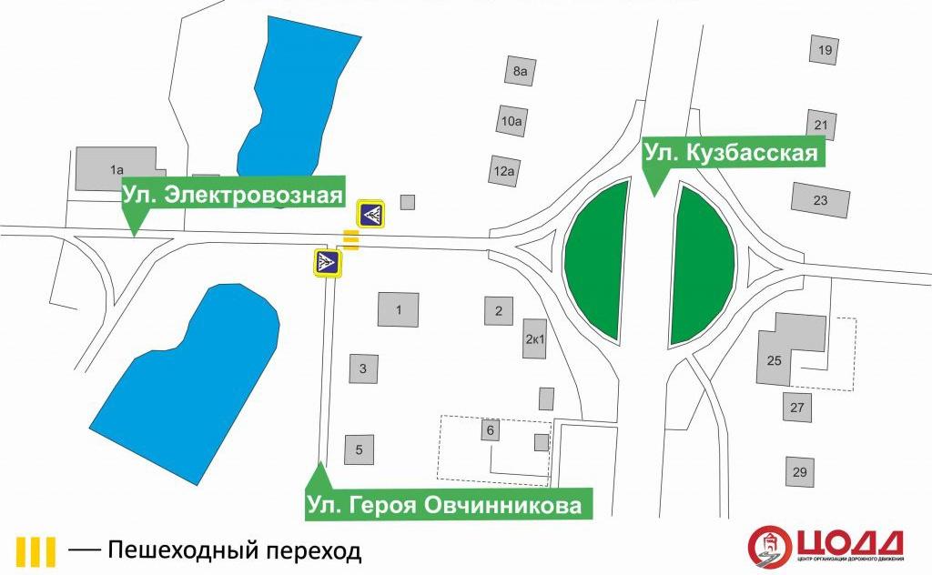 Новые пешеходные переходы появились в Сормове и в Канавине - фото 2