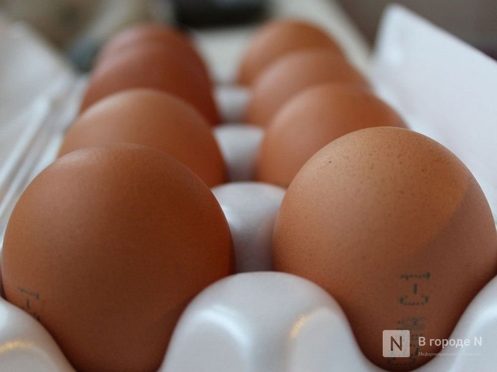 Яйца, пшено и свинина подешевели в Нижегородской области - фото 1