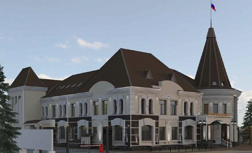 Почти 200 млн рублей уйдет на ремонт здания Павловского суда - фото 1