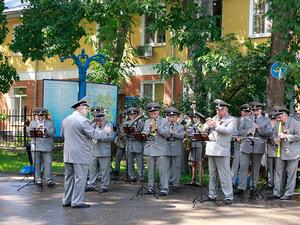 В парке имени 1 Мая отметили День Канавинского района
