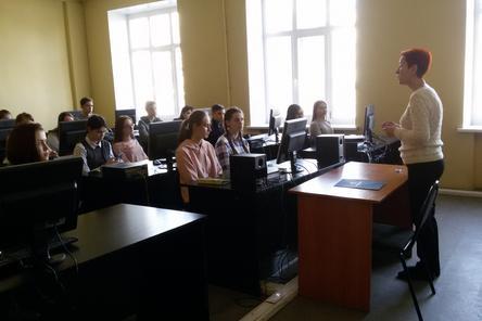 14 марта в НГЛУ состоялась Профессионально-ориентированная весенняя школа для абитуриентов