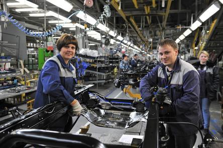 Новые проекты ГАЗа – новые рабочие места