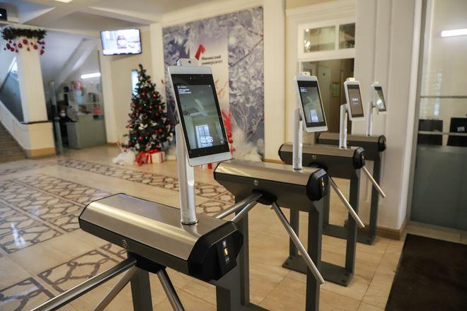 В Мининском университете начал работать комплекс распознавания лица с автоматическим измерением температуры - фото 2