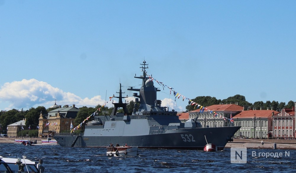 Пушки для кораблей балтийского флота модернизировали в Нижнем Новгороде - фото 1