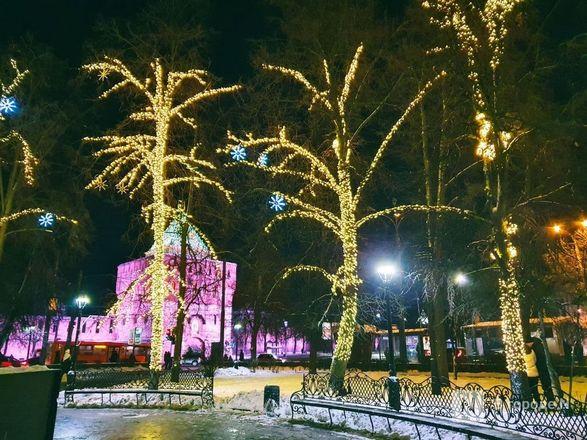 Праздничные уголки: ищем места для атмосферных фото в Нижнем Новгороде - фото 32
