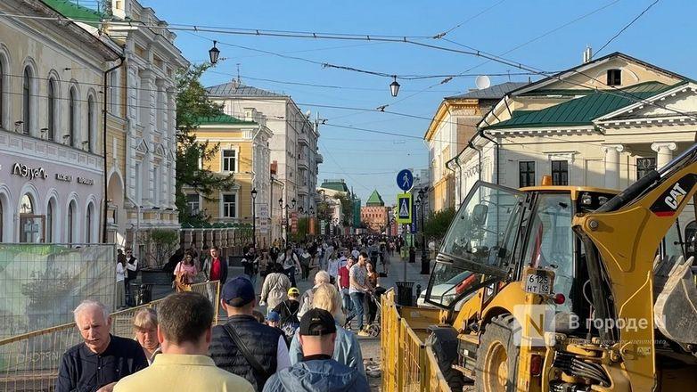 Салют над стройкой: каковы шансы подрядчиков благоустроить Нижний Новгород до юбилея - фото 3
